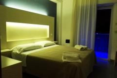 Camera doppia con balcone  Hotel Desiré Riccione