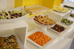Buffet verdure Hotel Desiré Riccione
